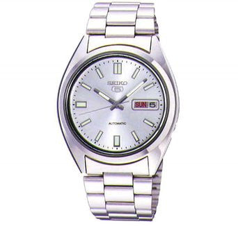 Seiko 5 Gents Automatic SNXS73 Watch (New with Tags)