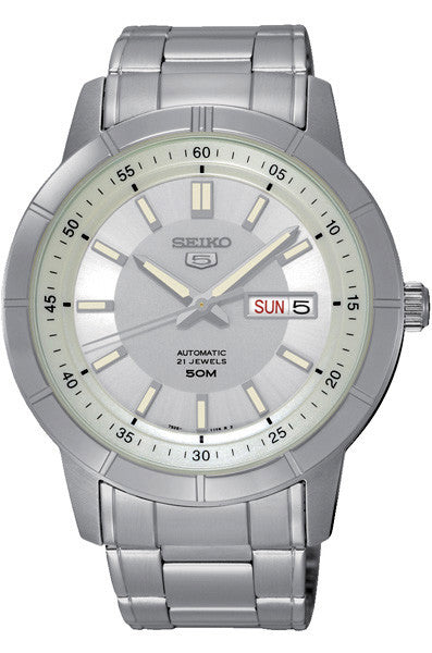 Seiko Automatic SNKN51 Watch (New with Tags)