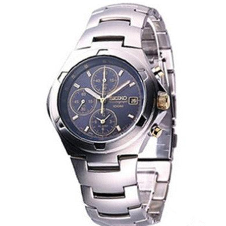 Seiko Chronograph SNA157 Watch (New with Tags)