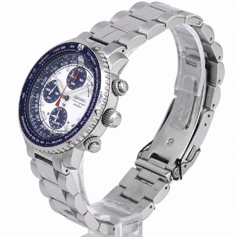 Seiko Chronograph SNA413 Watch (New with Tags)