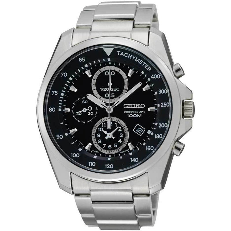 Seiko Chronograph SNDD63 Watch (New with Tags)