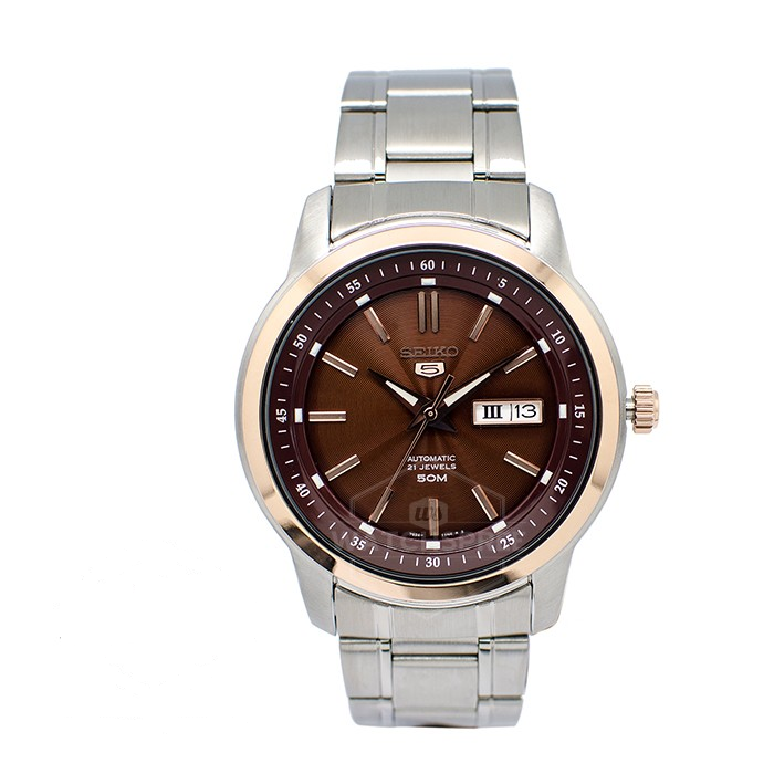 Seiko 5 Automatic SNKM90 Watch (New with Tags)