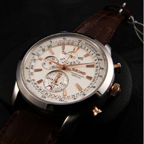 Seiko Chronograph SPC129 Watch (New with Tags)