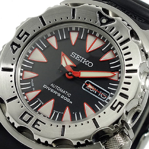 Seiko Monster SRP313 Watch (New with Tags)