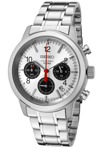 Seiko Chronograph SSB003 Watch (New with Tags)