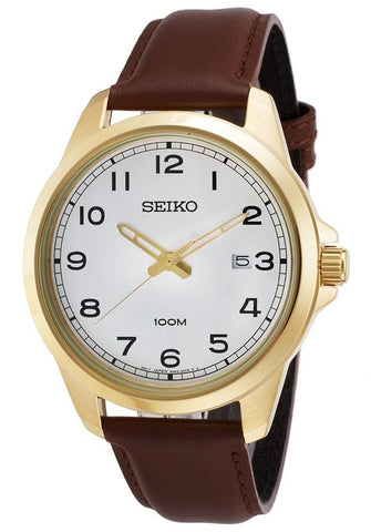 Seiko Classic SUR160 Watch (New with Tags)