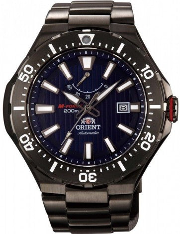Orient M-Force Beast II Automatic SEL07001D0 (EL07001D) Watch (New with Tags)