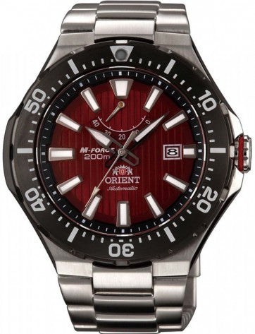 Orient M-Force Beast II Automatic SEL07002H0 (EL07002H) Watch (New with Tags)