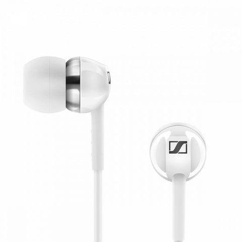 Sennheiser CX 2.00i Headphones (White)