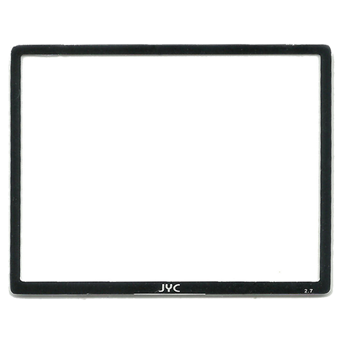 "JYC Pro Optical Glass 2.7"" LCD Screen Protector 3:4"