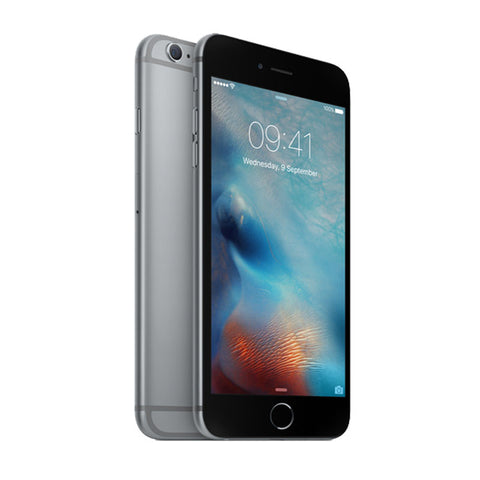 Apple iPhone 6 Plus 16GB 4G LTE Space Grey Unlocked (Refurbished - Grade A)