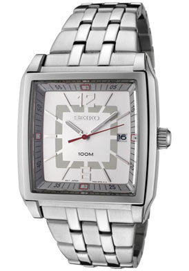 Seiko Analog Quartz SGED73 Watch (New with Tags)
