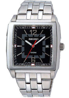 Seiko Quartz SGED75 Watch (New with Tags)