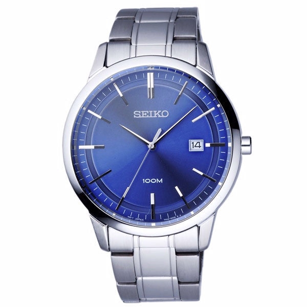Seiko Quartz SGEH15 Watch (New with Tags)