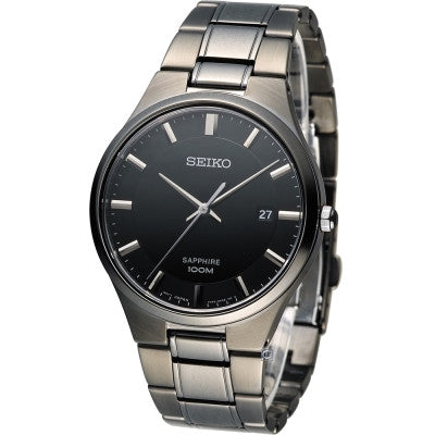 Seiko Classic Quartz SGEH35 Watch (New with Tags)