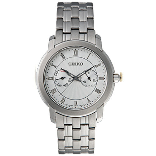 Seiko Analog Quartz SGN013 Watch (New with Tags)