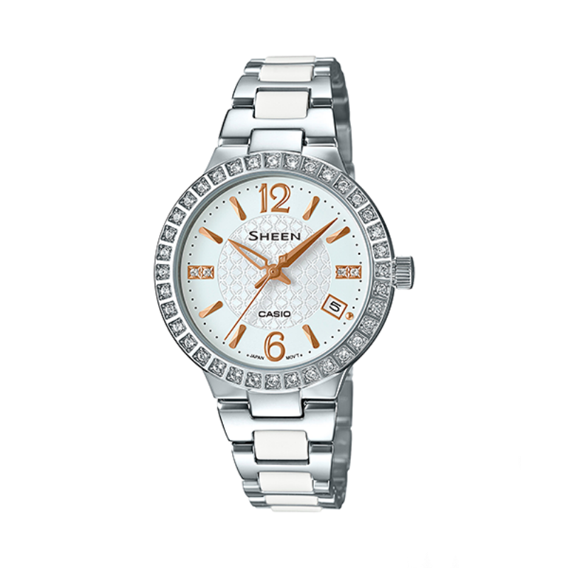 Casio Sheen SHE-4049D-7A Watch (New with Tags)