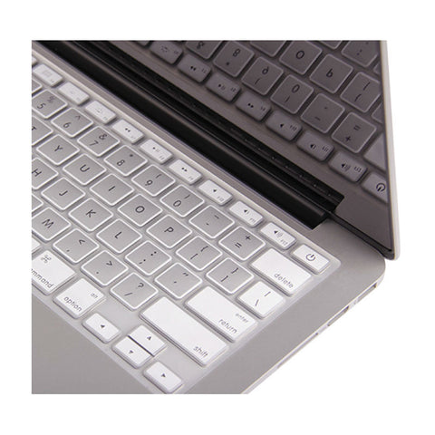 Keyboard Protection Membrane 12 Inch for Macbook (Silver)