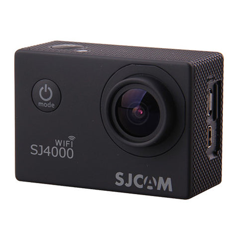 SJCAM SJ4000 WiFi 1080p Full HD DVR Action Sport Camera Black