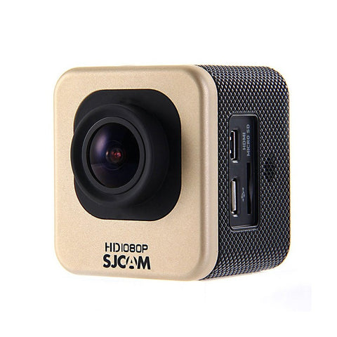 SJCAM M10 Cube Mini 1080p Full HD Action Sport Camera Gold