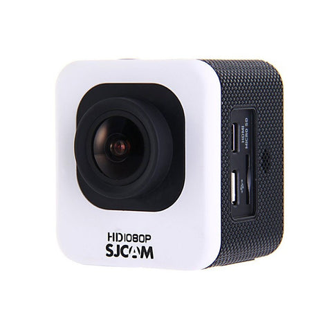 SJCAM M10 Cube Mini 1080p Full HD Action Sport Camera White