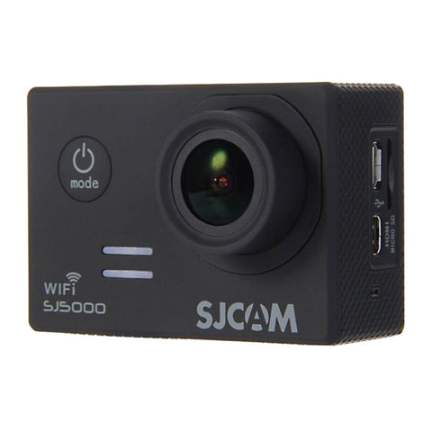 SJCAM SJ5000 WiFi 1080p Full HD DVR Action Sport Camera Black