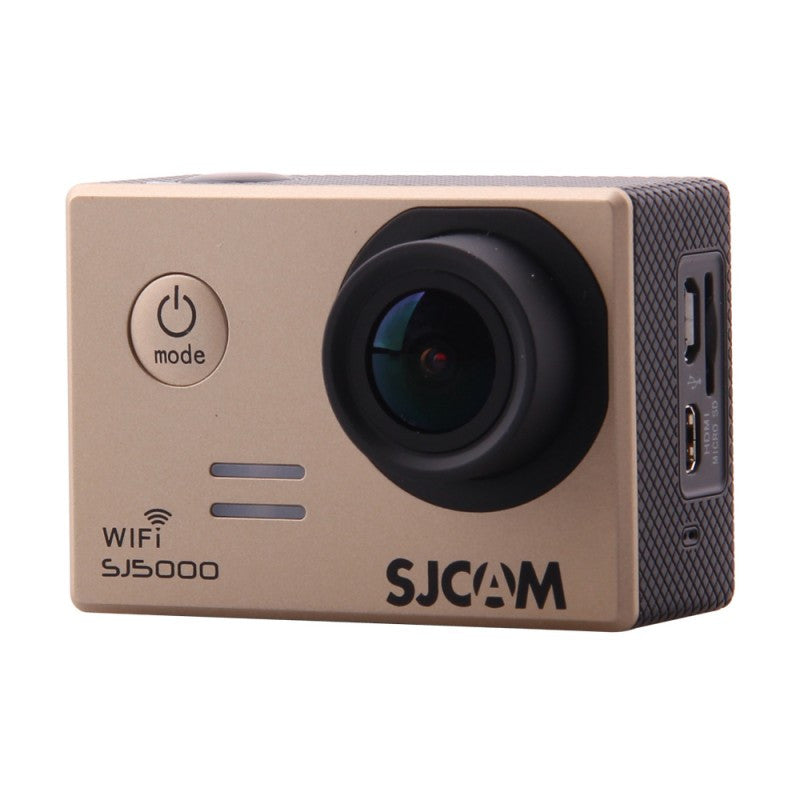 SJCAM SJ5000 WiFi 1080p Full HD DVR Action Sport Camera Gold