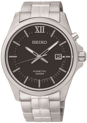 Seiko Premier Kinetic SKA573 Watch (New with Tags)