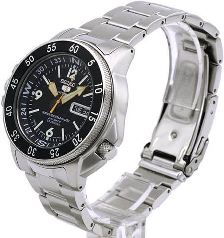 Seiko 5 Automatic SKZ211K1 Watch (New with Tags)