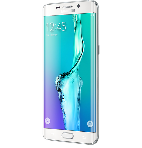 Samsung Galaxy S6 Edge+ 32GB 4G LTE White Pearl (SM-G928C) Unlocked