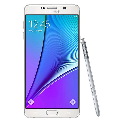 Samsung Galaxy Note 5 Duos 32GB 4G LTE White (SM-N920CD) Unlocked
