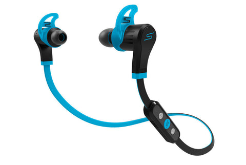 SMS Audio Sync By 50 In-Ear Wireless Sport Earbud Headset Blue
