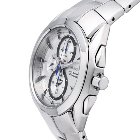 Seiko Arctura Chronograph SNAC15 Watch (New with Tags)