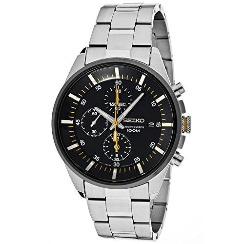 Seiko Sports Chronograph SNDC85 Watch (New with Tags)