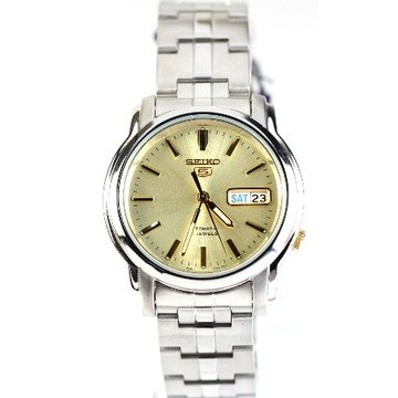 Seiko 5 Automatic SNKK69 Watch (New with Tags)