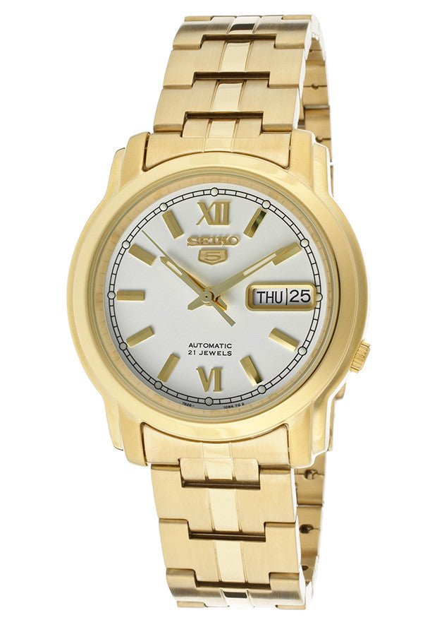 Seiko 5 Automatic SNKK84 Watch (New with Tags)