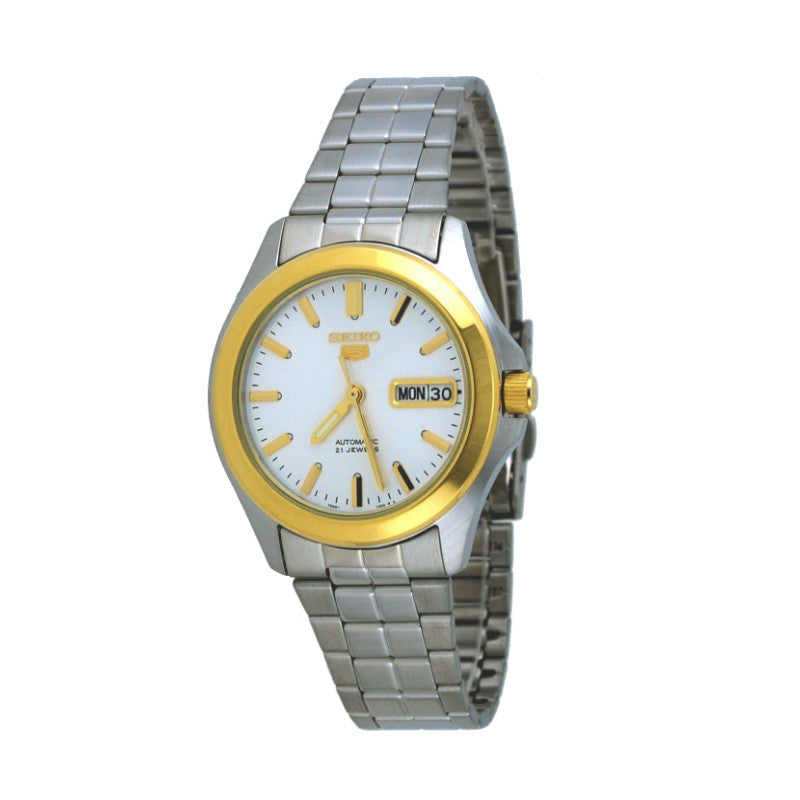 Seiko Automatic SNKK96 Watch (New with Tags)