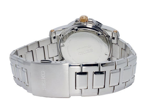 Seiko Premier Kinetic Perpetual SNP098 Watch (New with Tags)
