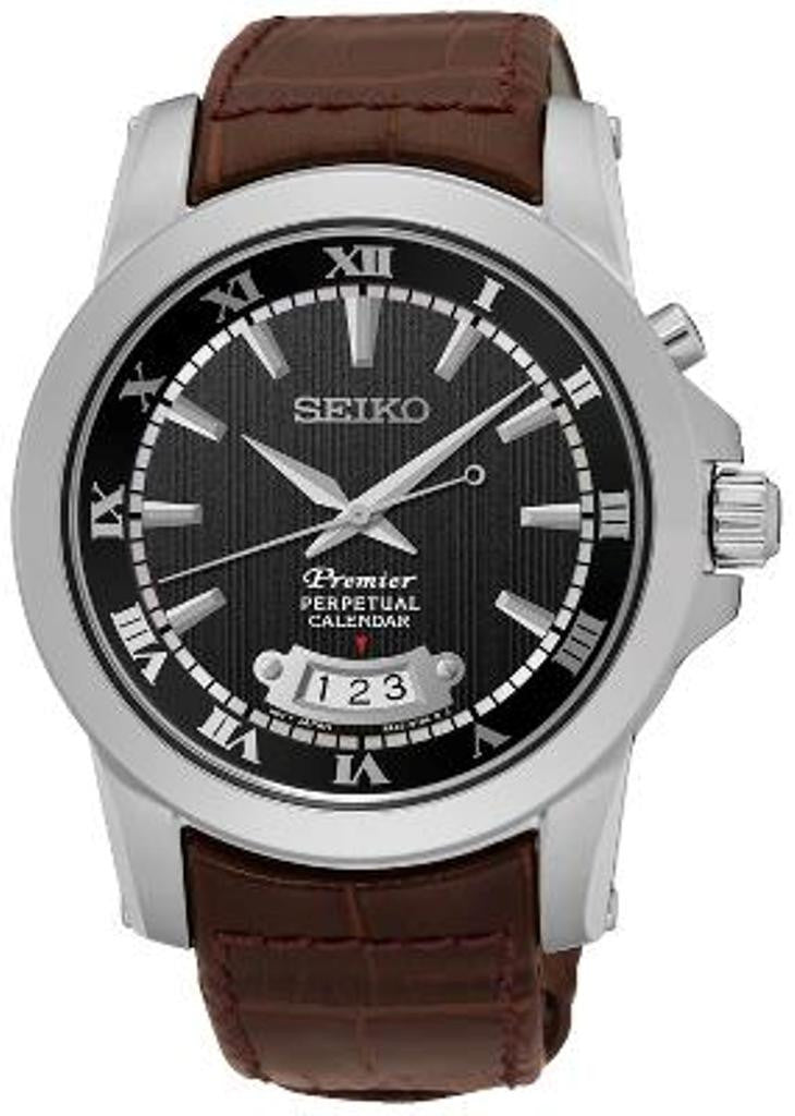 Seiko Premier Perpetual SNQ149 Watch (New with Tags)