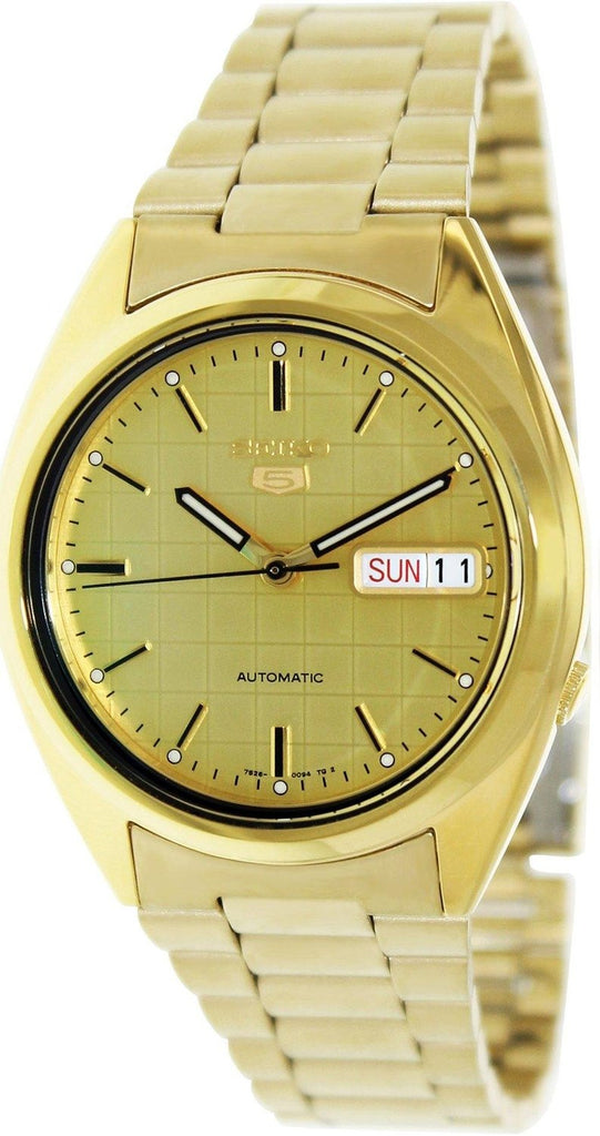 Seiko 5 Automatic SNXL72 Watch (New With Tags)