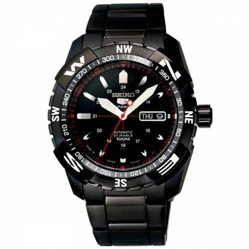 Seiko 5 Sports Automatic SNZ111 Watch (New with Tags)