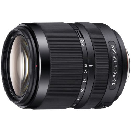 Sony SAL18135 DT 18-135mm F3.5-5.6 SAM Lens