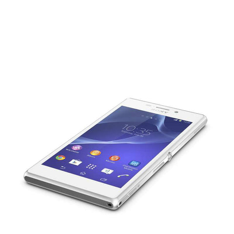 Sony Xperia M2 8GB 4G LTE White (D2303) Unlocked
