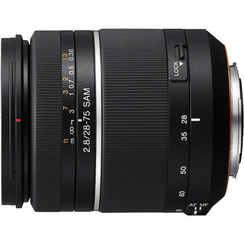 Sony SAL2875 28-75mm f2.8 Lens