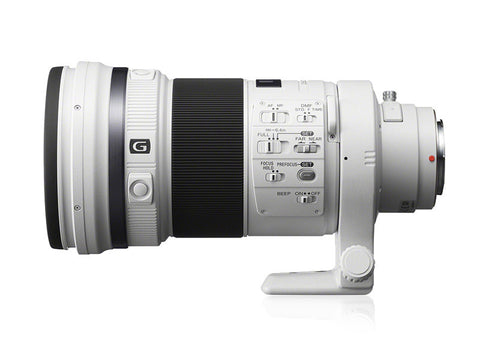 Sony SAL300F28 300mm f2.8 G Lens