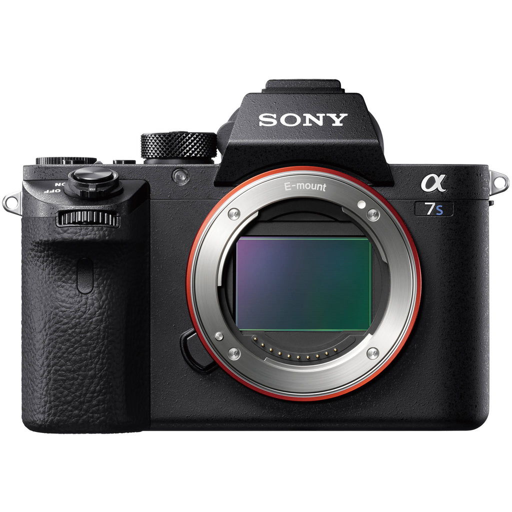 Sony Alpha A7S II Black Body Mirrorless Digital SLR Camera