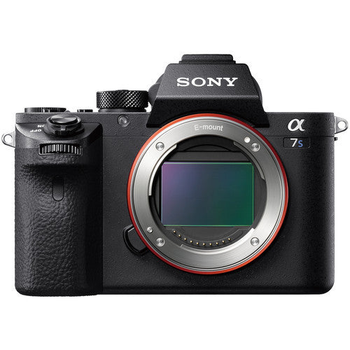 Sony Alpha A7S II ILCE-7SM2 Body Black Mirrorless Digital Camera