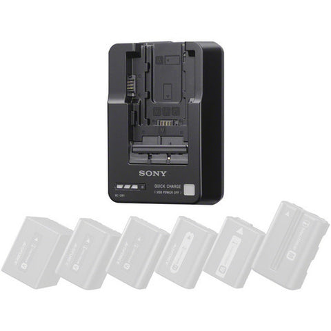 Sony BC-QM1 Original Battery Charger