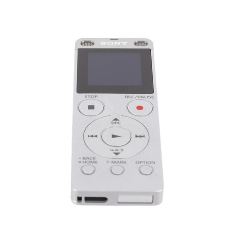 Sony Digital Voice Recorder with Built-in USB ICD-UX560F/SCE (Silver)
