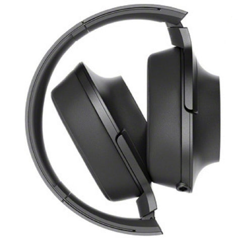 Sony H.Ear on Premium Hi-Res Stereo Headphones MDR-100A BCE (Charcoal Black)